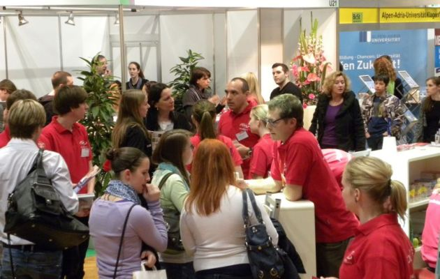 Viel los an BeSt-Messestand